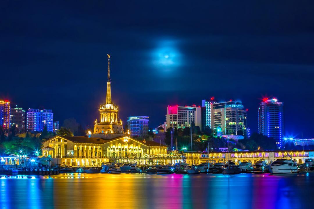 شهر سوچی روسیه