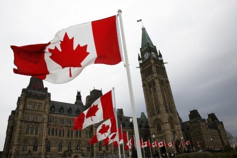 کانادا و ستاره داوود