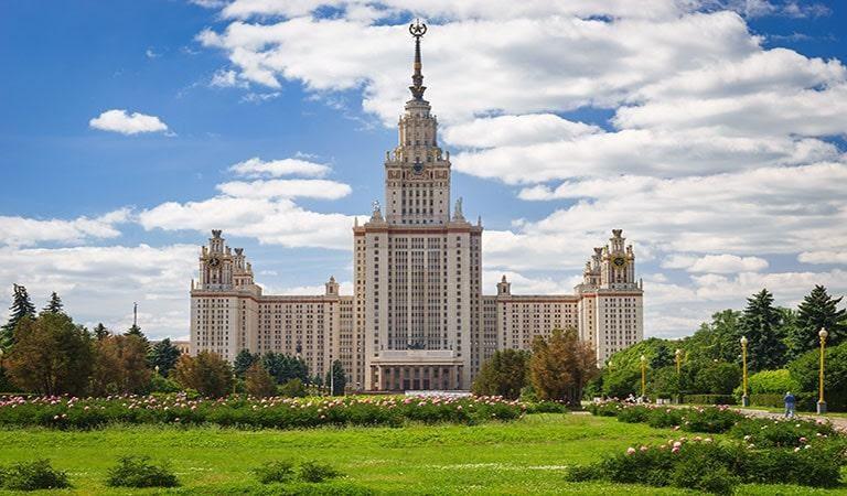دانشگاه دولتی مسکو ستاره داوود