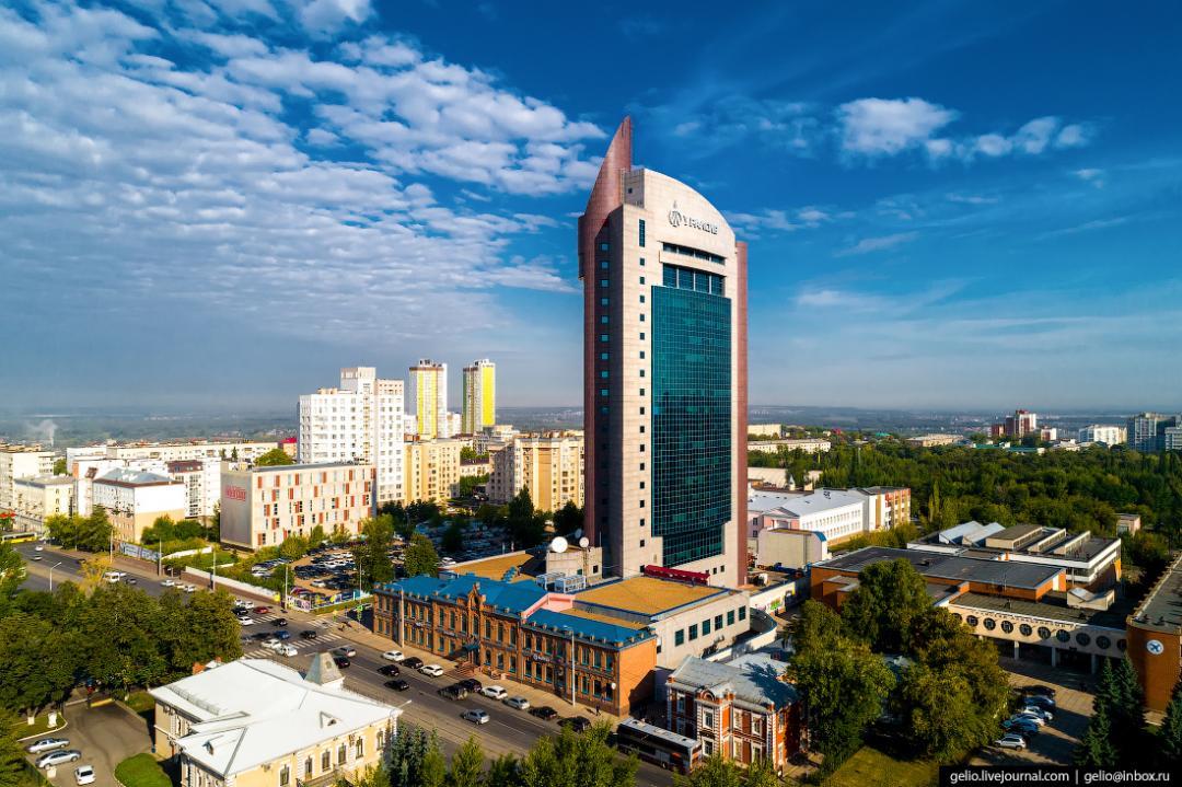 شهر اوفا روسیه
