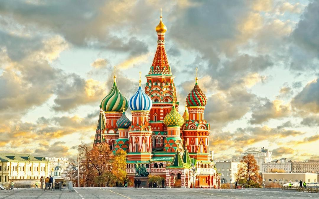 جاذبه های دیدنی مسکو